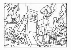 Malvorlagen Minecraft Drucken Ausmalbilder Minecraft Kostenlos Ausmalen Club