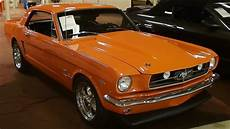 1965 ford mustang coupe 289 v8 youtube