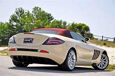 2009 Mercedes Slr Mclaren Roadster Slr Mclaren Stock