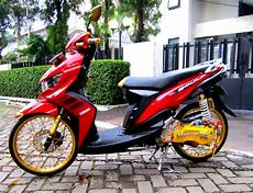 Modifikasi Mio Gt by Modifikasi Soul Gt Modif Motor Mio Soul Sederhana Touring