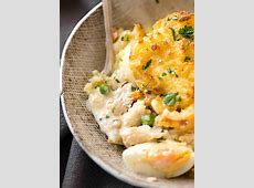 creamy fish pie_image