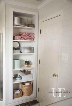 Bathroom Built In Storage Ideas 25 Bathroom Space Saver Ideas