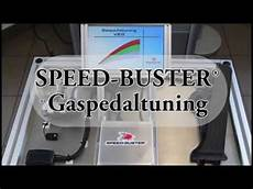 Gaspedaltuning V2 0 By Speed Buster Beispielhafte