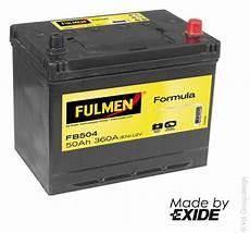 batterie voiture 50ah batterie voiture 12v 50ah 600a votre site sp 233 cialis 233 dans les accessoires automobiles