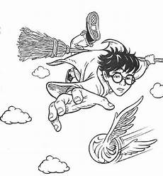 Malvorlagen Harry Potter And Malvorlagen Harry Potter Quidditch