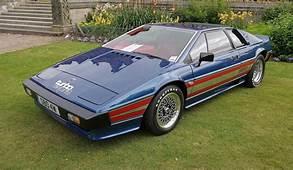 FAB WHEELS DIGEST FWD 1980 Lotus Essex Turbo Esprit
