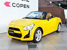 Daihatsu Copen Sports Car Revealed In All Its Tiny Glory