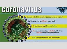cdc and coronavirus