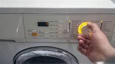 miele waschmaschine reinigen miele waschmaschine pr 252 fprogramm nutzen und