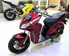 Honda Vario 150 Modifikasi by 50 Gambar Modifikasi Honda Vario 150 Esp Terbaru Modif Drag