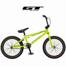 gt jr performer 18 inch bmx bike 2017 bmx bikes buy