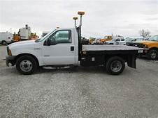 Sell Used 2005 FORD F 350 XL 1 TON DUALLY FLATBED