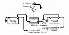 battery isolator infinitybox