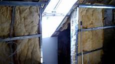 isolation un isolation comble am 233 nag 233 s en de verre de 200 100 mm
