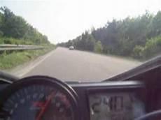 Suzuki Gsx R 600 K4 Topspeed Attempt 270 Km H 169 Mph