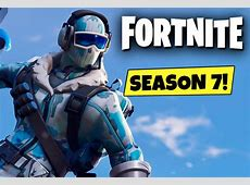 Fortnite Season 7: NEW snow map due ahead of Season 7