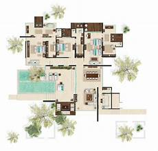8000 sq ft house plans chabl 233 resort presidential villa 8 000 sq ft 745 m2