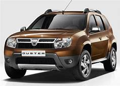 NEW AUTOMOTIVE 2011 New Cars Dacia Duster Anti