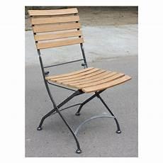 chaise pliante de jardin chaise de jardin fer pliante