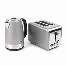 salter metallics polaris jug kettle and 2 slice toaster