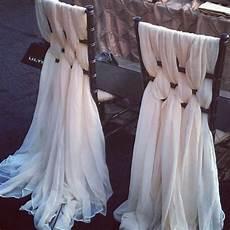 wedding chair sash alternatives 17 best wedding chair cover alternatives images on