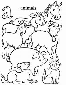 farm animals coloring pages to print 17173 printable farm animals coloring pages macdonald had a farm with images farm coloring