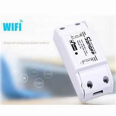 itead sonoff wifi switch intelligent wifi wireless remote