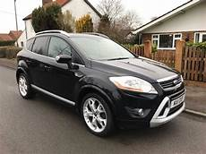 ford kuga 2011 87810 2011 11 ford kuga titanium 163 4x4 with individual pack service history 12 months