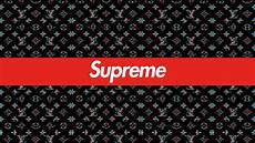 Supreme X Lv Background by Supreme Wallpapers 84 Background Pictures