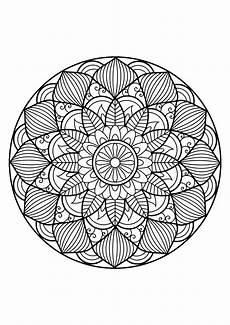 Mandala à Imprimer Pour Adulte Mandala Livre Gratuit 30 Mandalas Coloriages