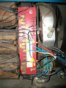 miller cp200 converted to 240v single phase