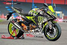 Modifikasi Striping All New Cbr150r by Modifikasi Striping Honda All New Cbr150r White Drift