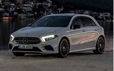 2018 Mercedes A Class Amg Line Wallpapers And Hd