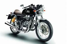 Royal Enfield Continental Gt Now Available In Black