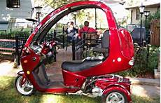 auto moto 2010 auto moto 150cc 3 wheel enclosed scooter the 10 weirdest vehicles on ebay right now complex