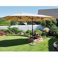 sonnensegel für den garten riesiger sonnenschirm f 252 r den garten garten garden