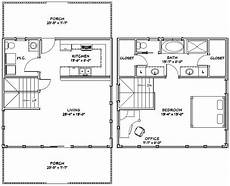 24x24 house plans with loft 24x24 house 24x24h10b 1 066 sq ft excellent floor