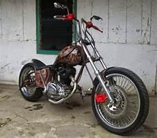 Harga Motor Cb Modifikasi Harley by Kumpulan Foto Modifikasi Honda Cb 100 Terbaru Modif
