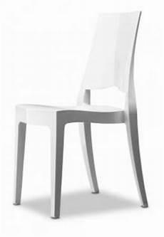 stuhl weiss design design stuhl modern recyclebarer kunststoff wei 223 kaufen