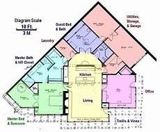 subterranean house plans this picture shows the floor plan superimposed on the