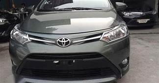 2016 Toyota Vios 13 E Automatic Alumina Jade Green 146127