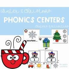 winter phonics worksheets 20073 winter phonics centers phonics phonics activities