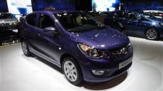 2016 Opel Karl Exterior And Interior Auto Show