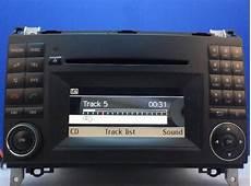 mercedes audio 20 bluetooth cd player radio