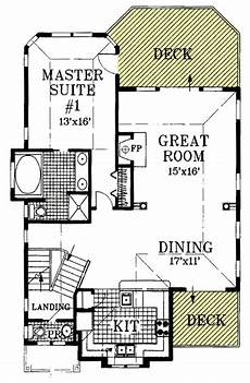 stilt house floor plans plan 13039fl house plans stilt house plans