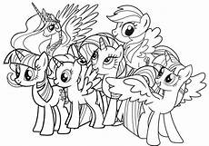 Mewarnai Gambar My Little Pony Mewarnai Gambar Free Photos
