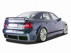 audi a4 b5 limousine singleframe rear bumper