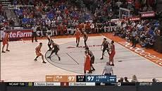 espn s college basketball scorebug leaves off shot clock in florida gonzaga double ot game