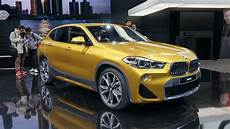 new bmw x2 makes american debut in detroit roadshow