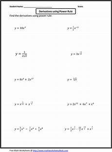 algebra review worksheets for calculus 8564 basic calculus worksheets for higher grade students algebra help calculus high school